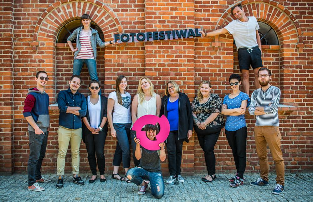Fotofestiwal team, photo: Fotofestiwal 2017 press materials