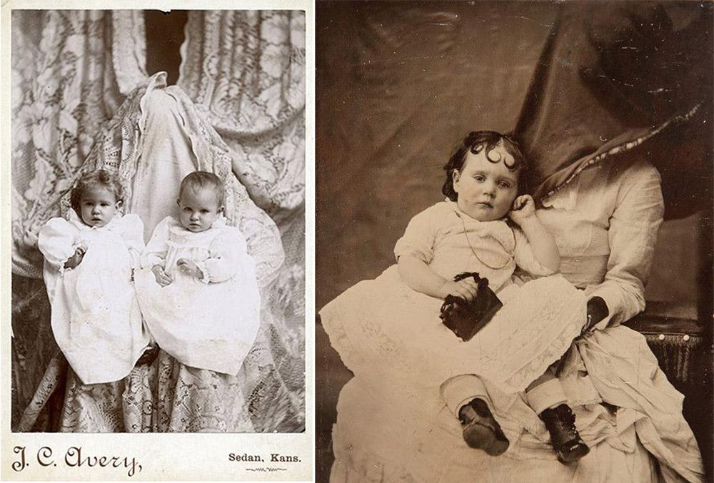 Фотографии из книги Линды Наглер «Спрятанная мать». Фото: материалы прессы