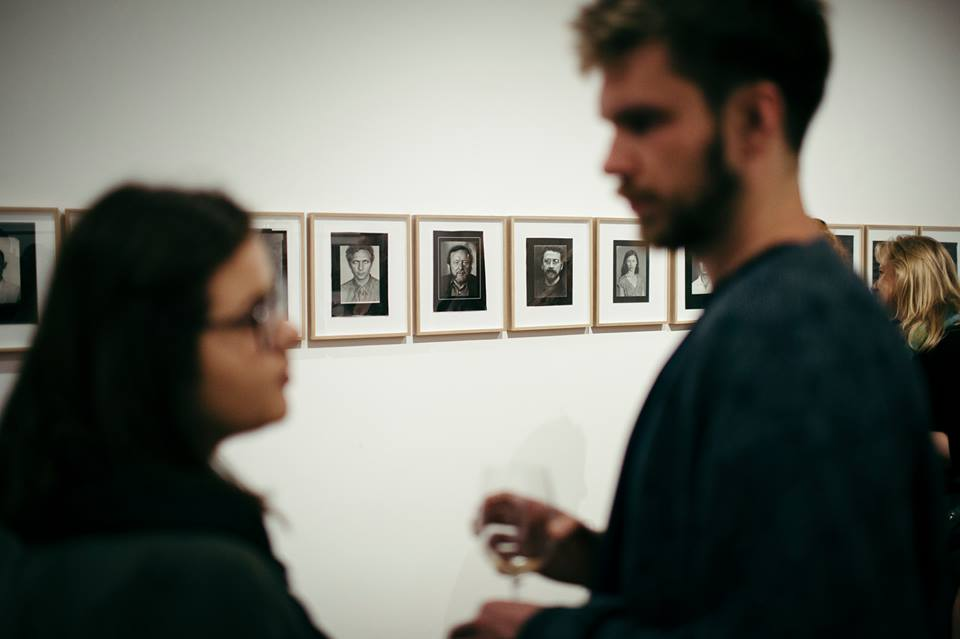 Layers exhibition with works by Andrzej Georgiew, photo: Kraków Photomonth promotional materials