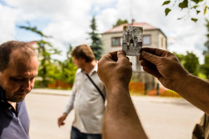 Documentation of the Albom.pl project in Belarus, photo: Rafał Siderski