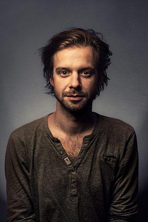 Adam Lach, fot. Katarzyna Dybowska