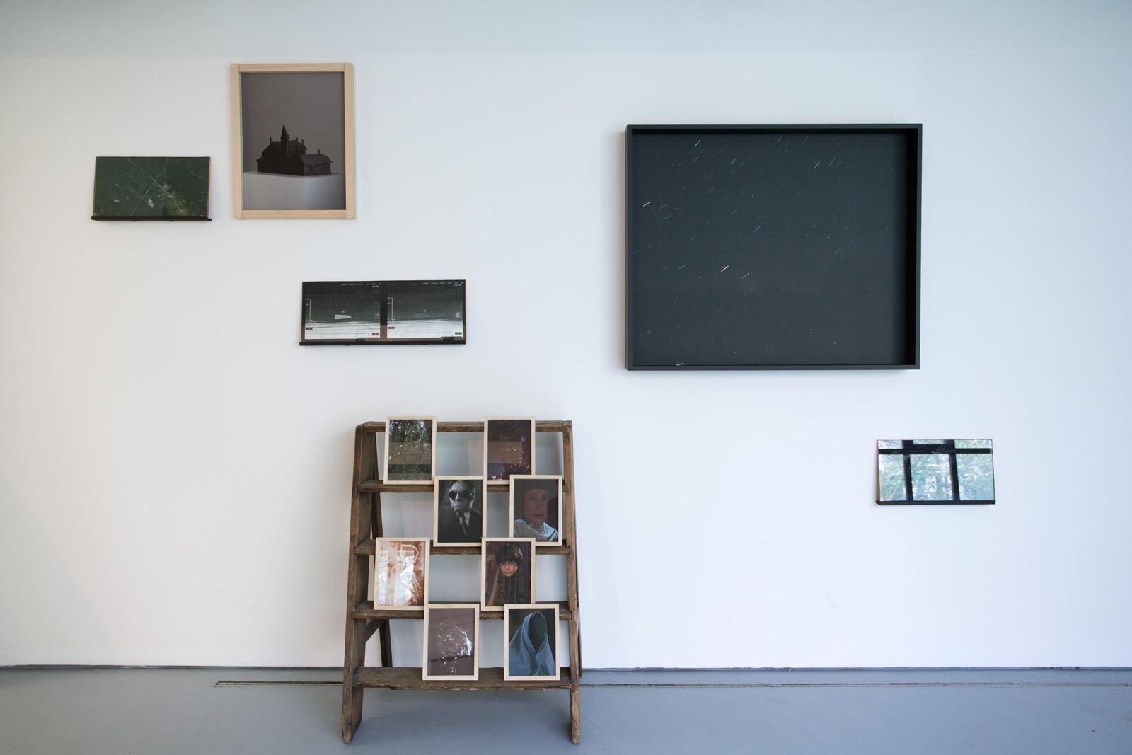 """Wystawa """"Niewidzialność: studium przypadku"""" Anny Orłowskiej w Atelier Josefa Sudka w Pradze. fot. dzięki uprzejmości artystki"""
