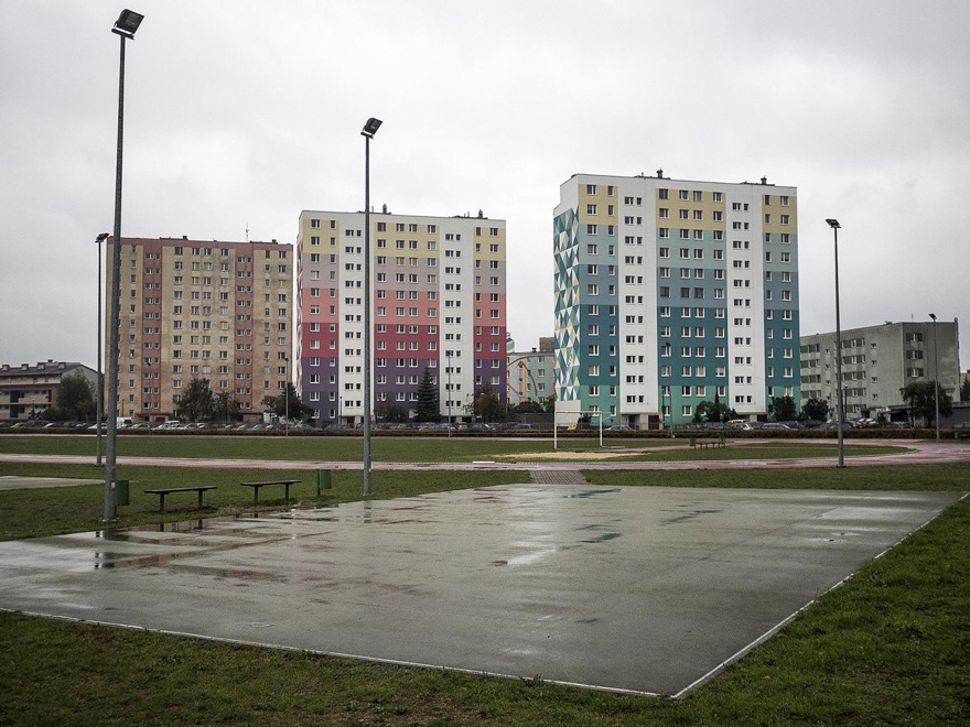 Skierniewice, photo taken for the Miasto Archipelag project, photo: Filip Springer / www.miastoarchipelag.pl