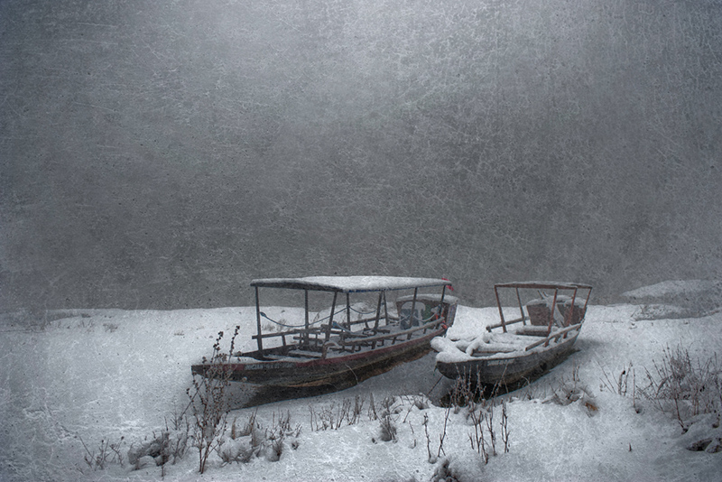 Tomek Sikora, a photograph from the Four Seasons series, courtesy of Leica Gallery