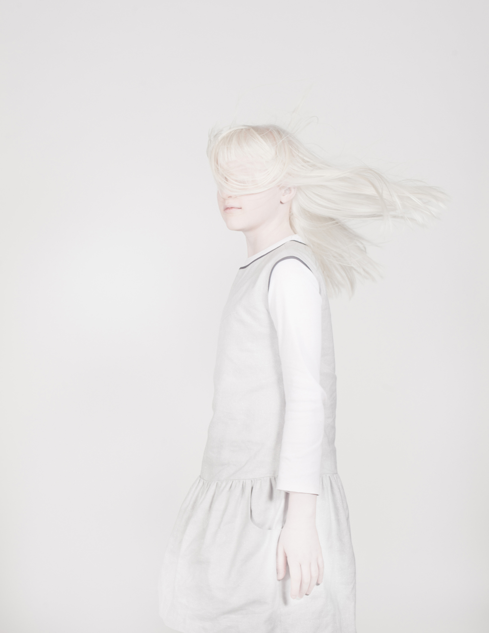 """Anna Bedyńska, """"Zuzia"""" - III miejsce w konkursie World Press Photo 2013 w kategorii """"Pozowane portrety"""", fot. materiały prasowe World Press Phot"""