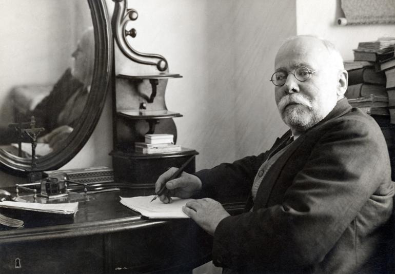 Wacław Sieroszewski, 1935, fot. ze zbiorów Muzeum Literatury w Warszawie / East News