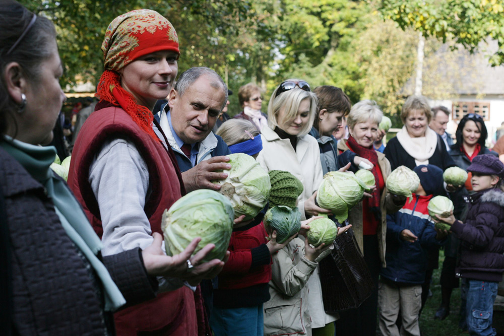 Cabbage Feast in Poland. Photo: Kuba Suszek / East News