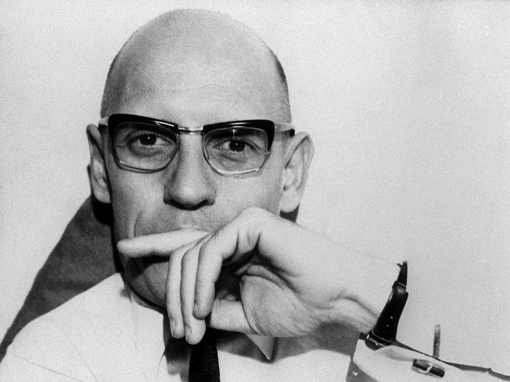 Michel Foucault, photo: Ozkok / Sipa / East News