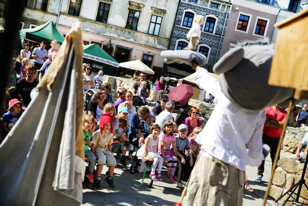Zdjęcie z ubiegłorocznej edycji Europejskiego Festiwalu Smaku, fot. materiały promocyjne