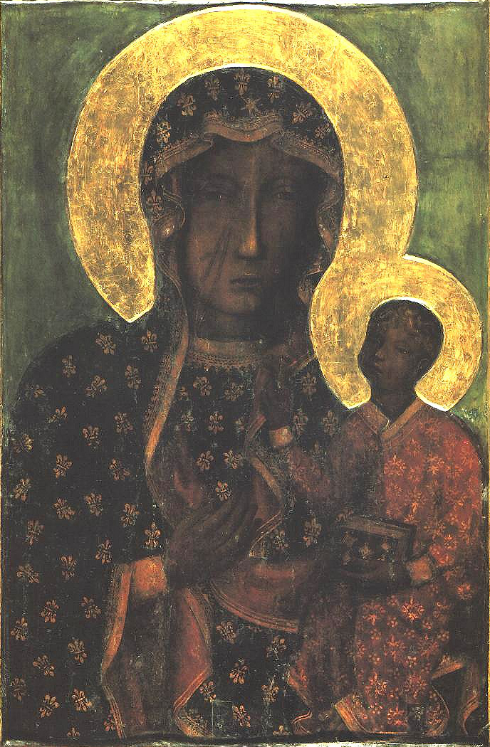 The Black Madonna from Jasna Góra monastery, photo: Wikipedia / CC