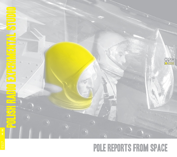 Pole Reports from Space - cover
