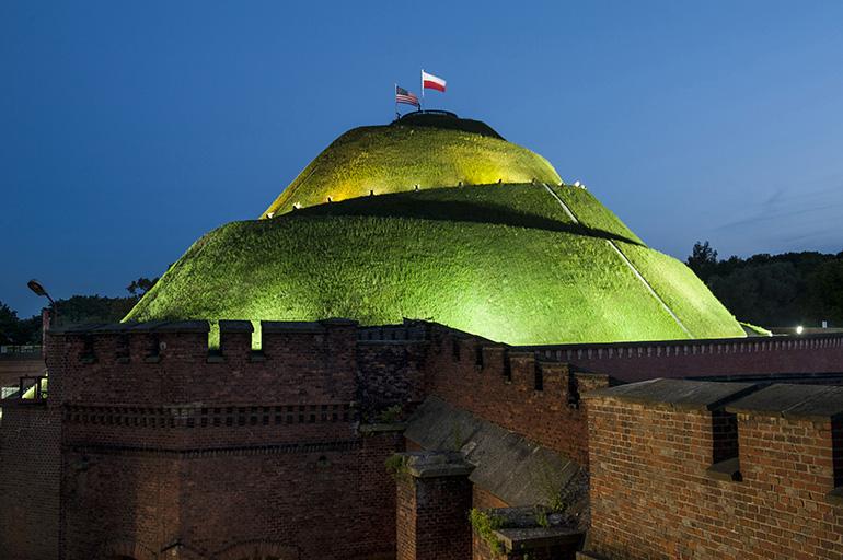Tadeusz Kościuszko Mound, photo by Stanisław Kocon / Forum