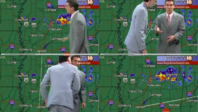Borat vs. weather forecast