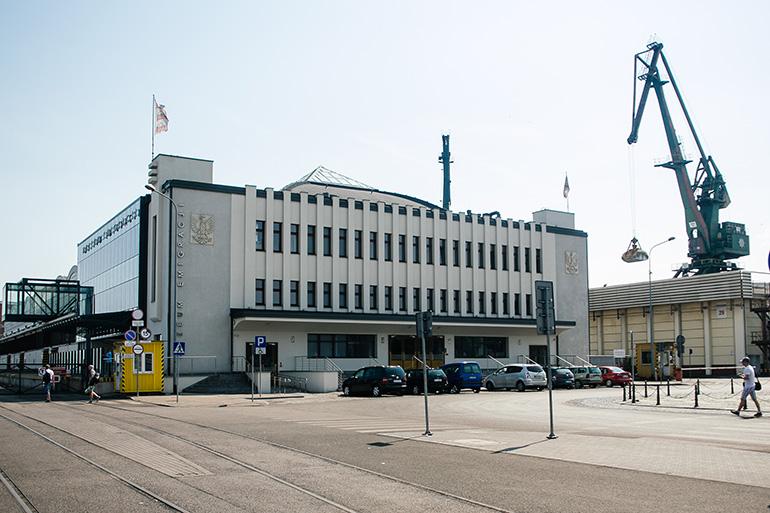 Muzeum Emigracji w Gdyni, fot. Dominik Werner