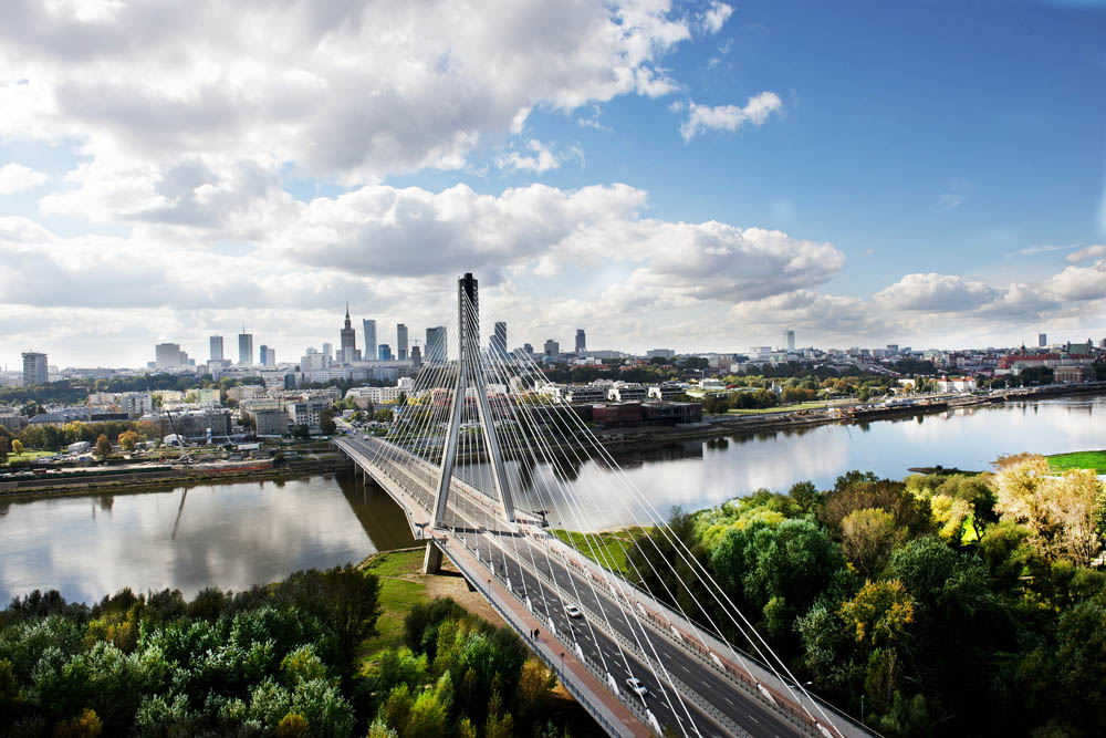 Warsaw, photo: Jerzy Kosnik / Forum