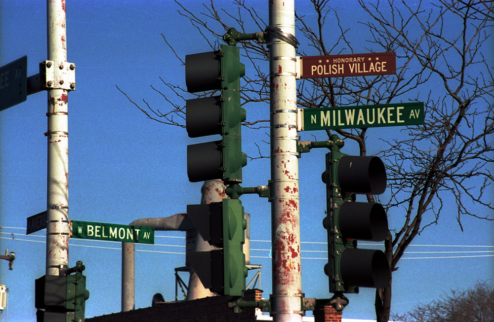 Chicago. Photo: Andrzej Bogacz / Forum