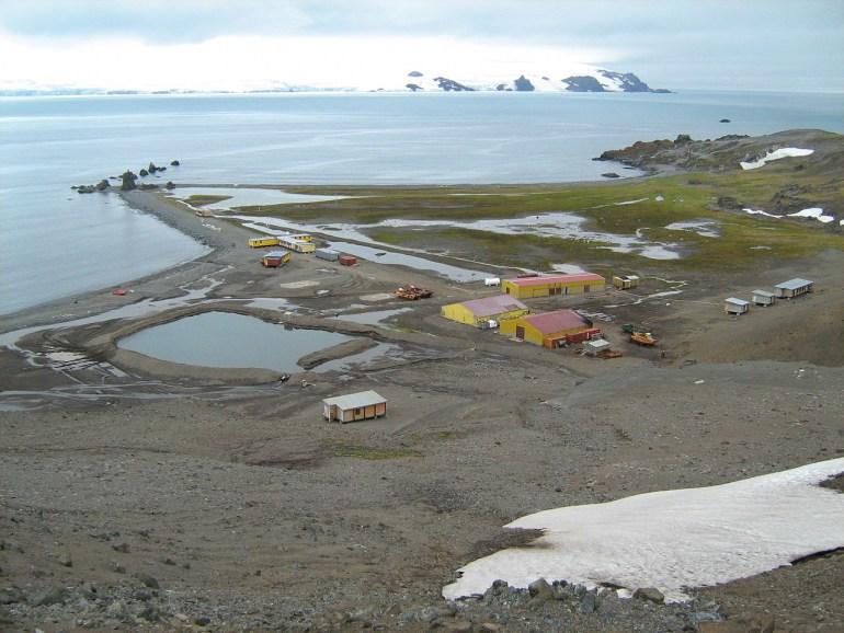 Henryk Arctowski Polish Antarctic Station, photo: wikimedia.org