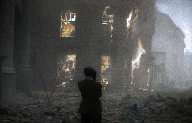 Scene from the film 'Warsaw Uprising', photo: Warsaw Uprising Museum / Next Film