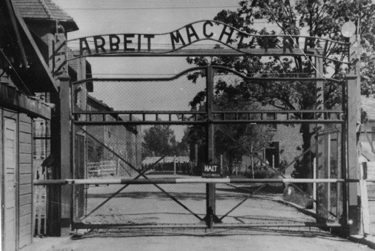 Auschwitz, photo: public domain
