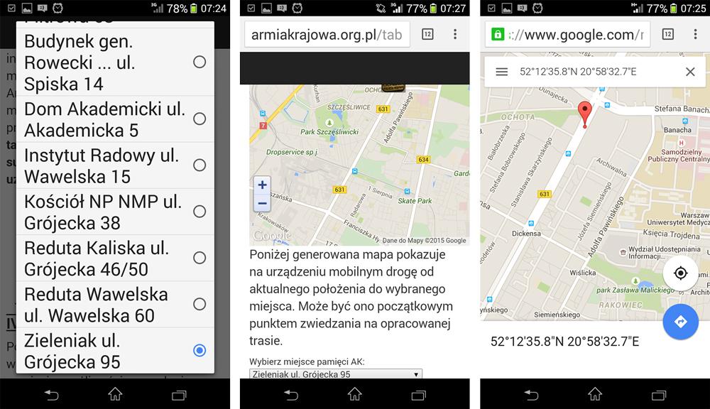 Zrzuty ekranów aplikacji, fot. materiały promocyjne