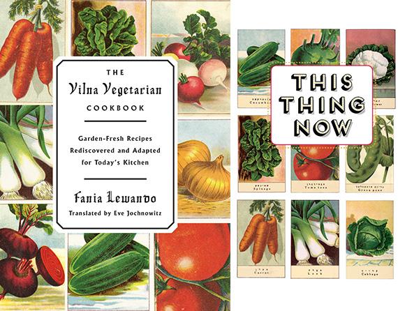 Vilna Vegetarian Cookbook by Fania Lewando. Photo: press materials