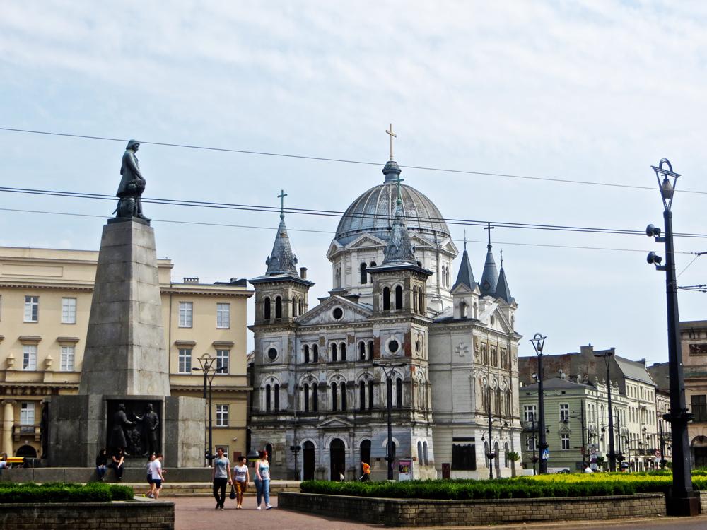 Łódź, photo by Alexandra Janson