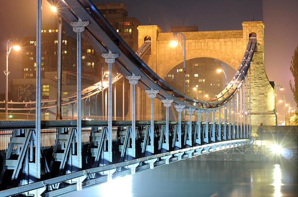 Most Grunwaldzki, fot. Bartłomiej Kudowicz, Forum