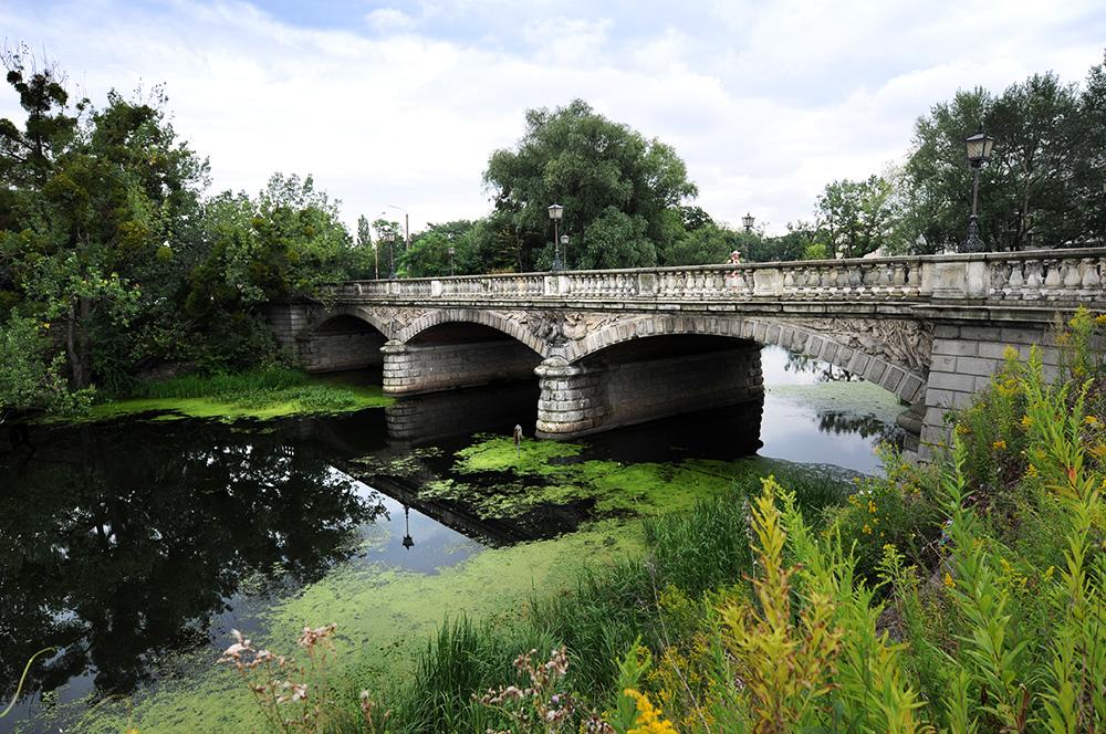 Most Oławski, fot. Bartłomiej Kłudowicz