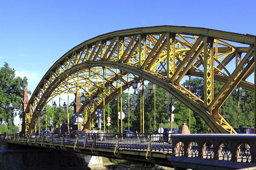 Most Zwierzyniecki, fot. Marek Maruszak,/ Forum