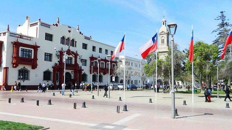 La Serena, Chile, photo: Víctor Sáez Barros / CC / Wikimedia Commons