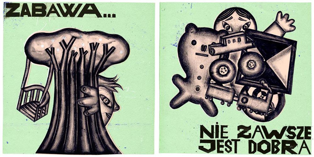 Яцек Амброжевский / Ян Русинский / illustrationstudio.pl