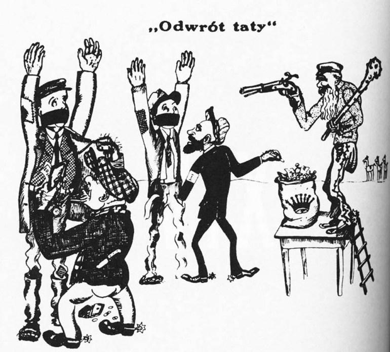 """Fotografia pochodzi  ze zbiorów Muzeum Wojska Polskiego w Warszawie wykorzystane w książce """"Tata Tasiemka i Doktor Łokietek"""""""
