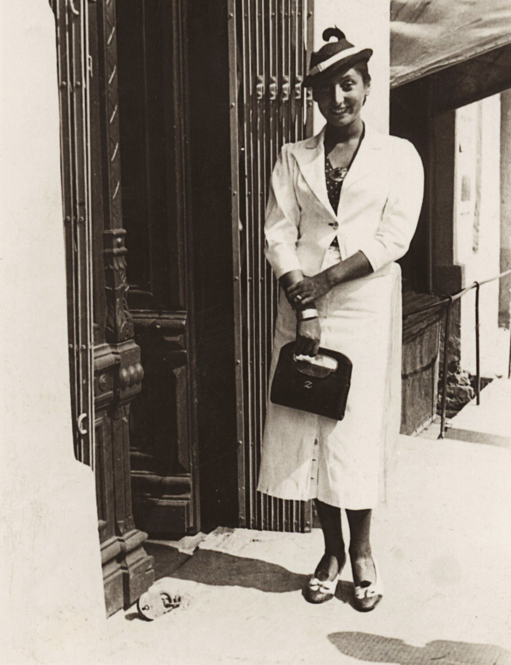 Zuzanna Ginczanka, Równe 1934, fot. Muzeum Literatury / East News