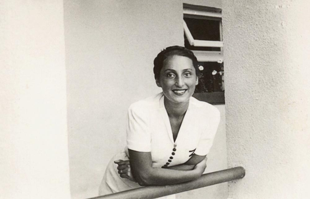 Zuzanna Ginczanka, 1938, photo: Muzeum Literatury / East News