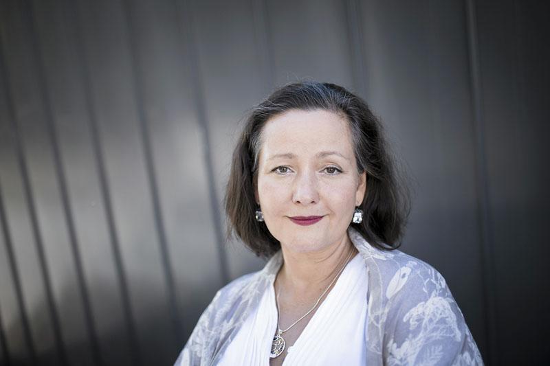 Renata Lis, 2016, fot. Adam Stępień / Agencja Gazeta