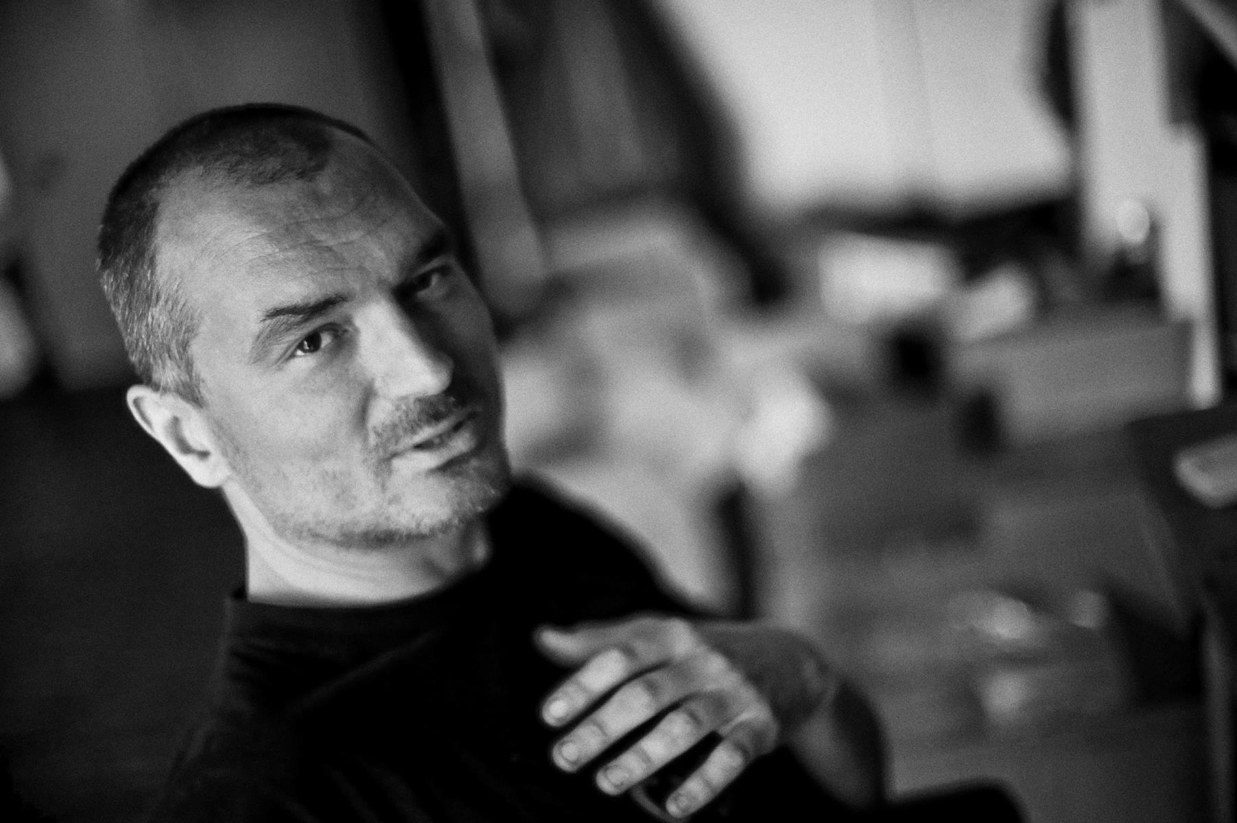 Marek Kazmierski, photo: Bogdan Frymorgen