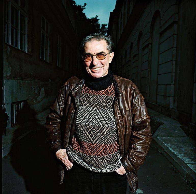Karol Modzelewski, fot. Marek Szczepański / Przekroj / Forum