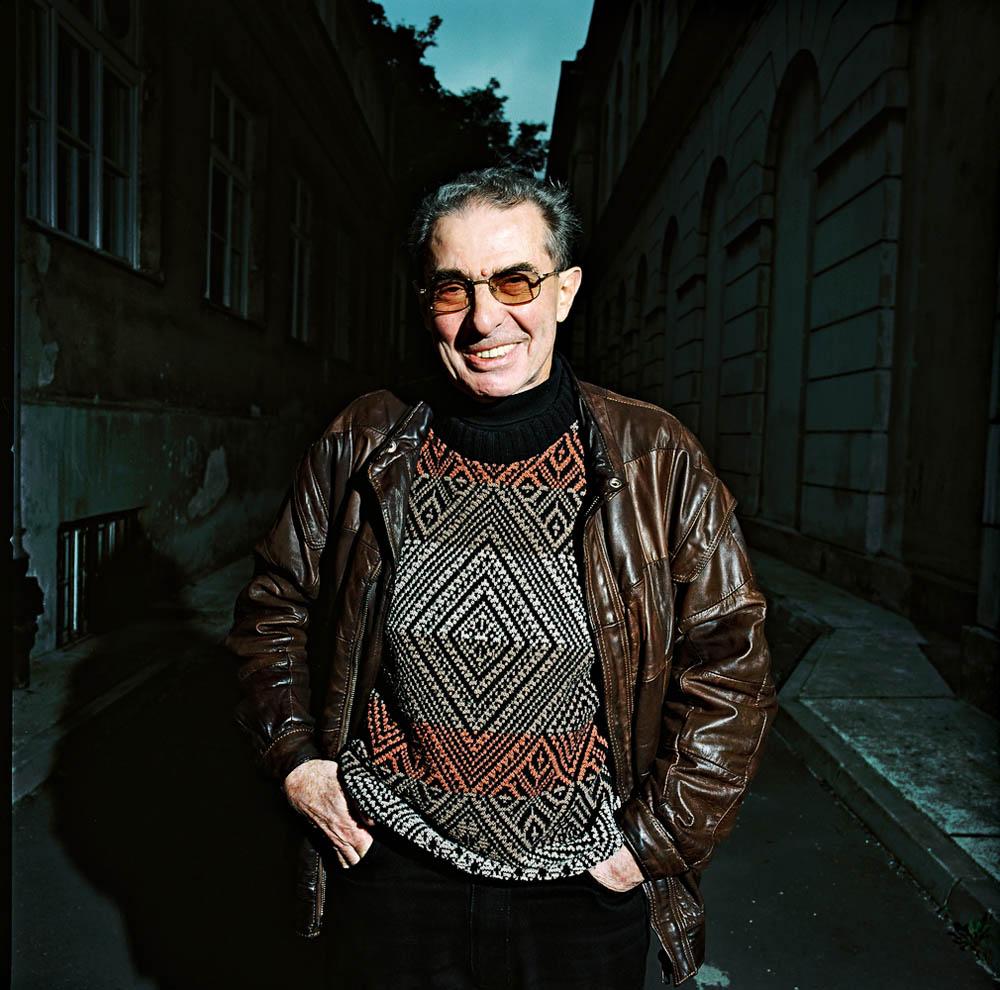 Karol Modzelewski, fot. Forum