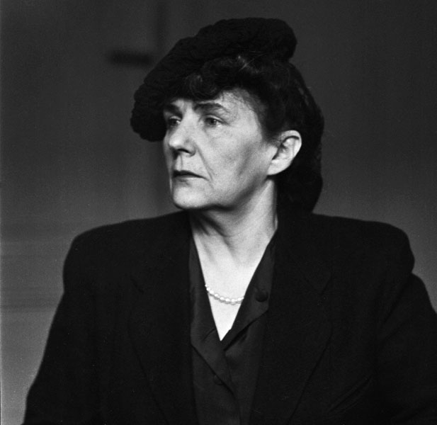 Zofia Nałkowska, fot. Władysław Sławny/Forum