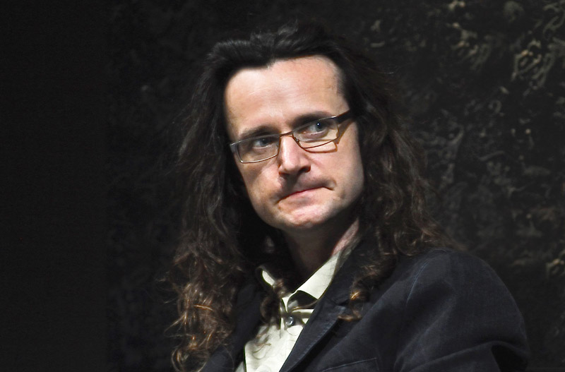 Maciej Płaza, 2016, fot. Agata Dyka / Reporter / East News