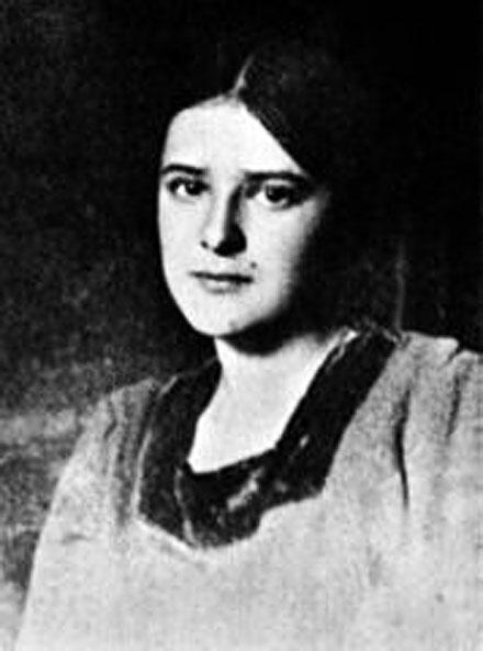 Stanisława Przybyszewska, photo source: Wikimedia