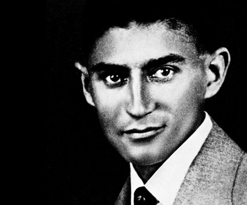 Franz Kafka,  photo: České Centrum Praha