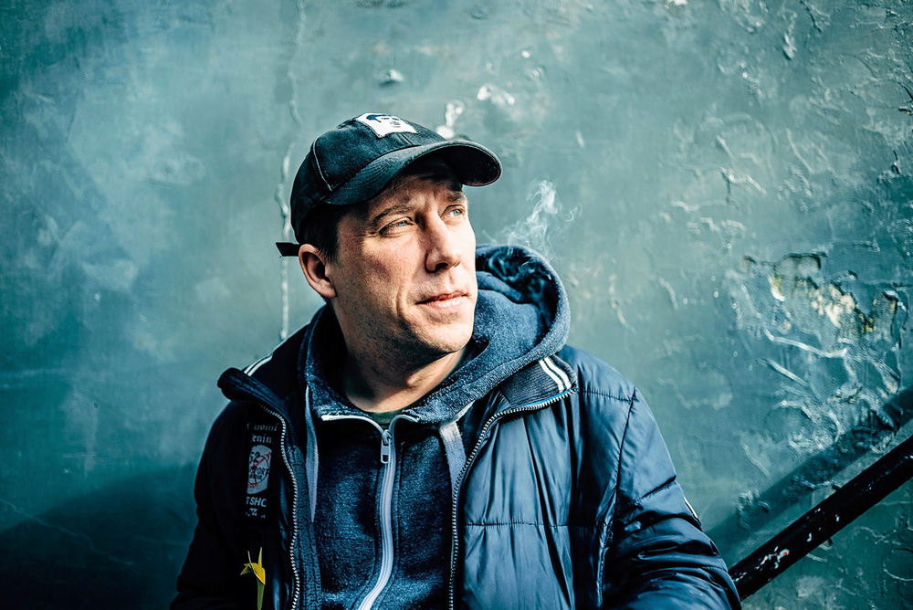 Paweł Sołtys, 2017, fot. Paweł Giza/AG