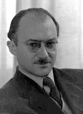 Abraham Sutzkever, 1950, photo: CC / Wikimedia