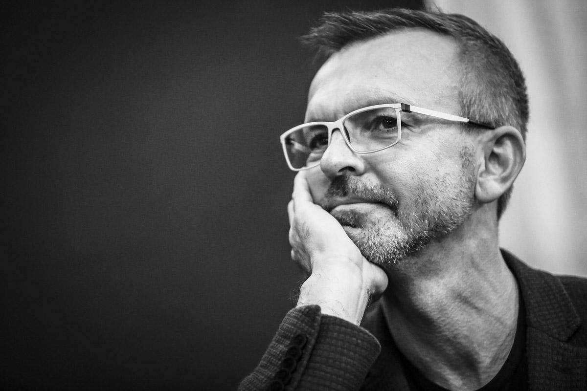 Wojciech Tochman, fot. Beata Zawszel/East News