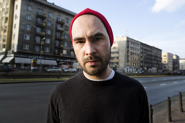 Jakub Żulczyk, fot. Agata Grzybowska/AG