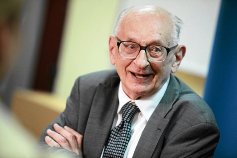 Tadeusz Bartoszewski, Zielona Góra, 2010, fot. Sebastian Rzepiel  / AG