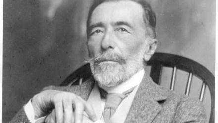 Joseph Conrad, ok. 1920 r.