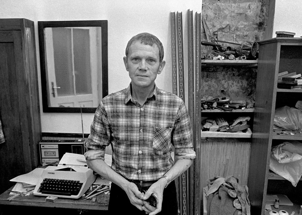 Stanisław Czycz, fot. Wojciech Plewiński / Forum