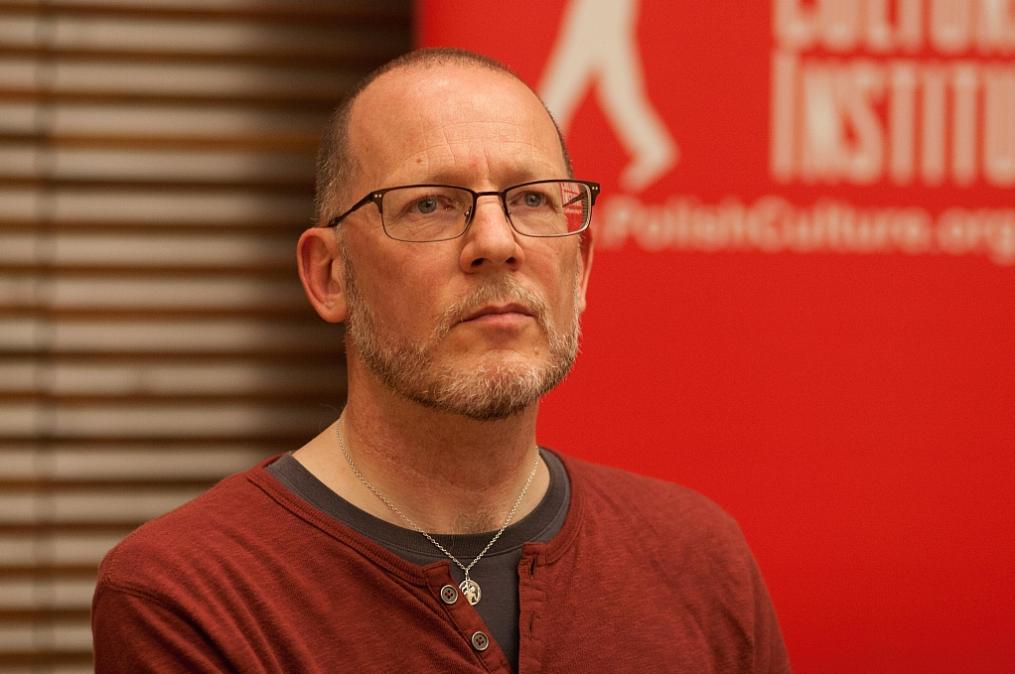 Bill Johnston, 2015 Found in Translation Award laureate, photo: The Book Institute